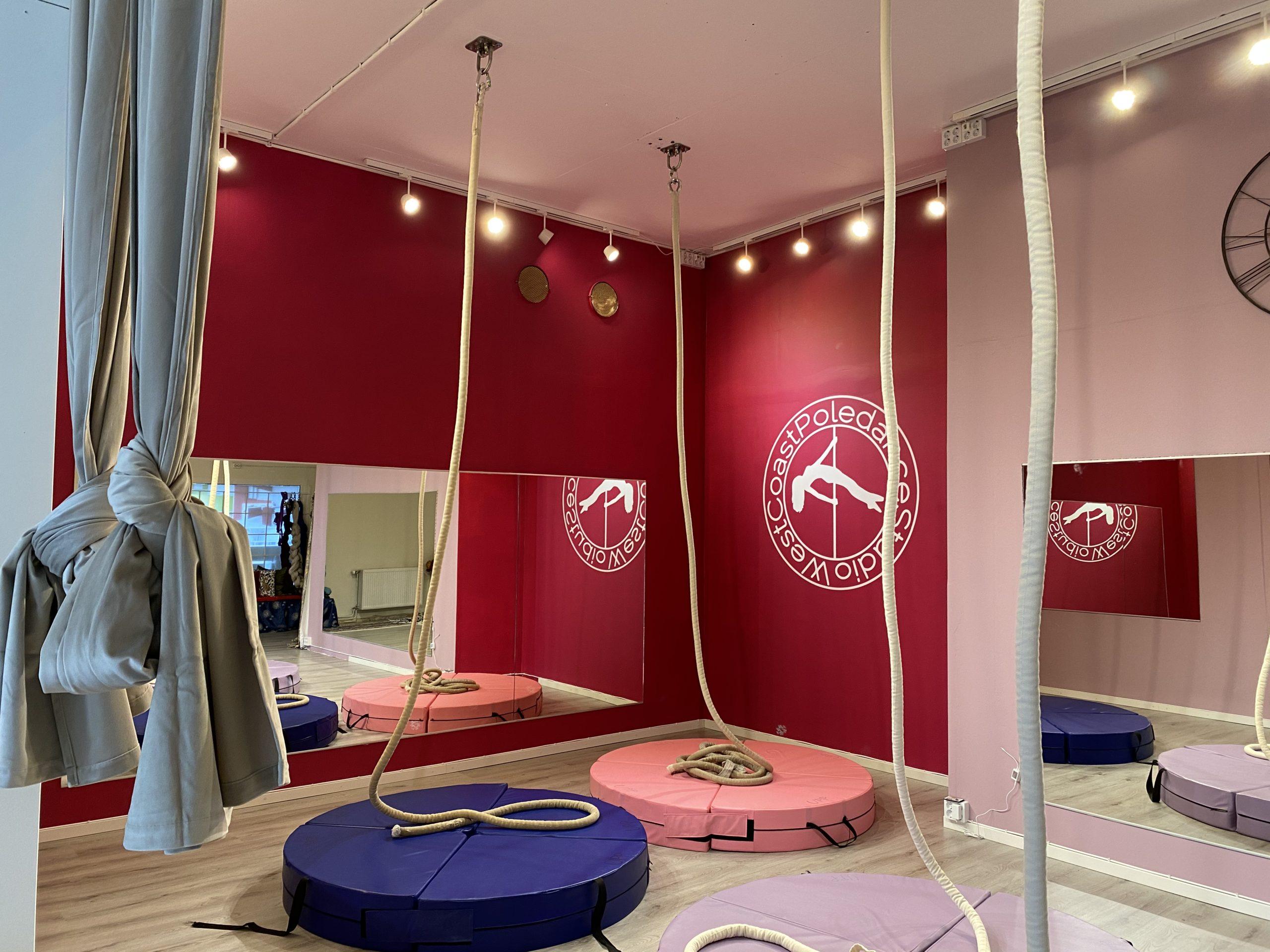WCPS West Coast Poledance Studio westcoastpole Luftakrobatik Pole dance Dansskola Göteborg
